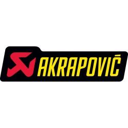 Akrapovič  Izpūtēja Uzlīme 120x34.5mm