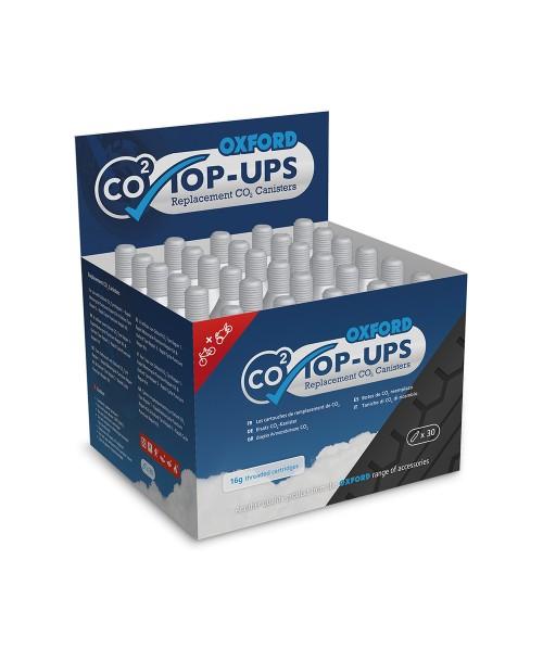 Oxford CO2 Remonta Komplekta Tvertne (1pc)