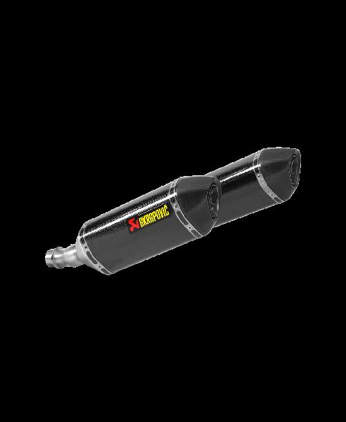 Akrapovič SLIP-ON LINE Kawasaki Z1000 EC TYPE APPROVAL '14-'16