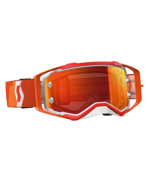 Scott Goggle Prospect Orange/White / Orange Chrome Works '17