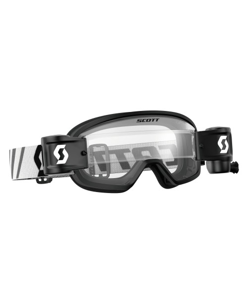 Scott Junior Goggle Buzz MX WFS Black / Clear Works