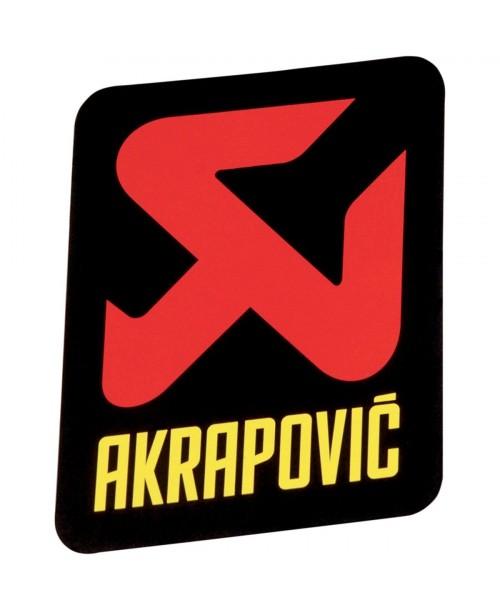 Akrapovič Izpūtēja Uzlīme 60x60mm