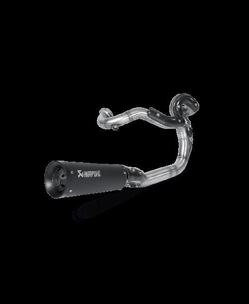 Akrapovič OPEN LINE Harley-Davidson V-Rod VRSCF Muscle '09-'16
