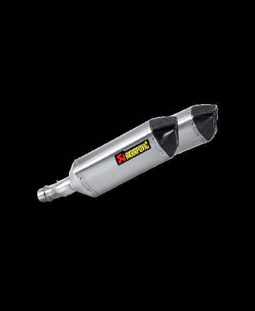 Akrapovič SLIP-ON LINE Kawasaki Z1000SX EC TYPE APPROVAL '14-'16