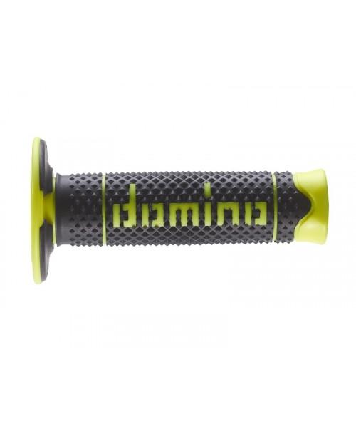 Rokturi Domino - DSI I soft  melns/dzeltens