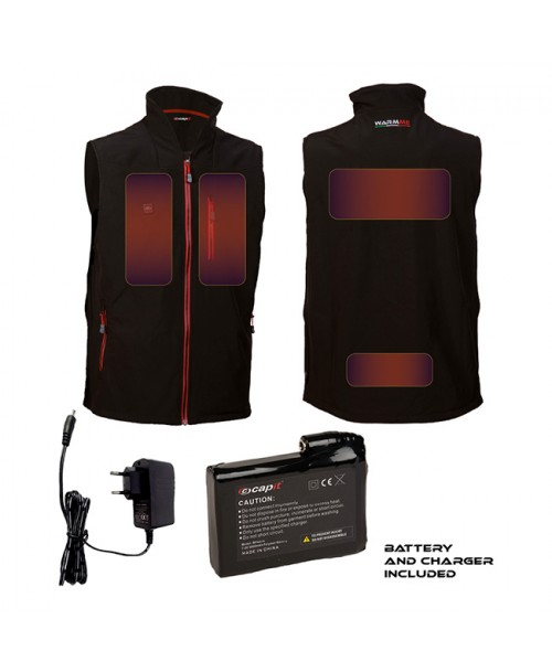 Capit WARMME Heat-Vest size 4XL - 5XL