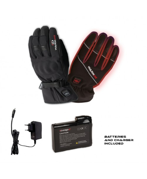 Capit WarmMe Race Heat-Gloves M