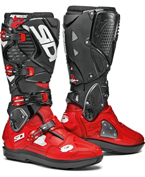 Sidi Boots CROSSFIRE 3 SRS Red / Black