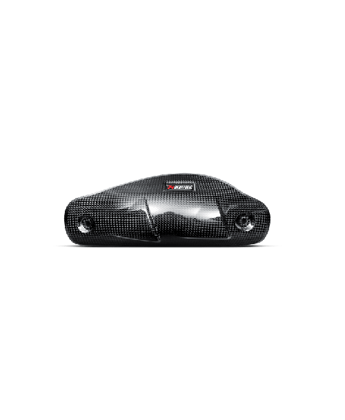 Akrapovič Heat Shield Ducati Hyperstrada EVOLUTION LINE W/O APPROVAL '13-'16