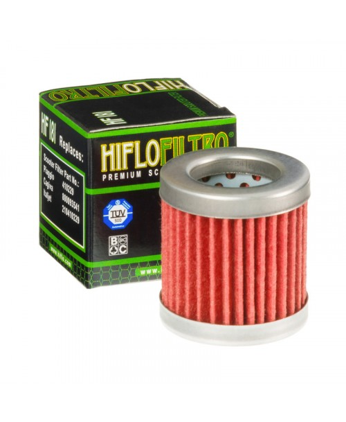 Hiflofiltro Eļļas filtrs Aprilia / Cagiva / Italjet / Piaggio