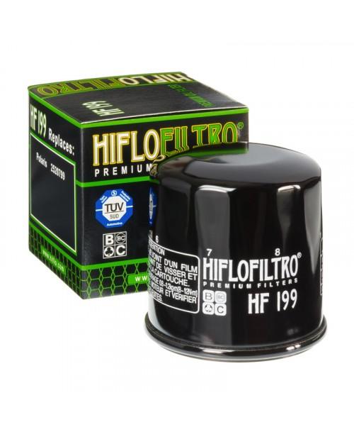HifloFiltro Eļļas filtrs Indian / Polaris / Nissan / Tohatsu