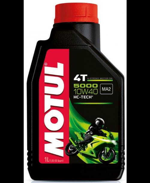 Motul Motor Oil 5000 4T 10W40 HC-Tech 1L