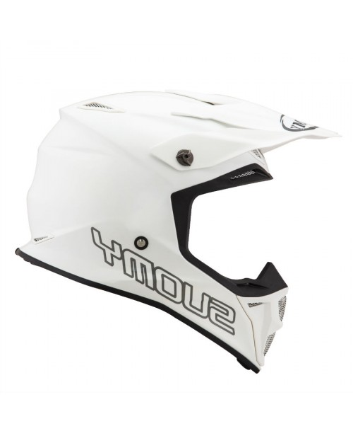 Suomy Helmet MX SPEED Plain White