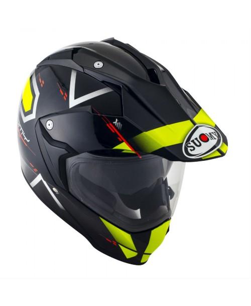 Suomy Helmet MX TOURER Road Yellow