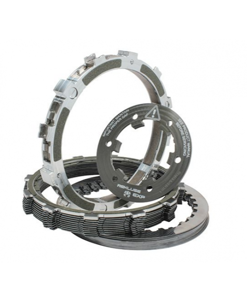 Rekluse HD EXP 3.0 Twin Cam Hydraulic Clutch Dyna / Touring / Softtail