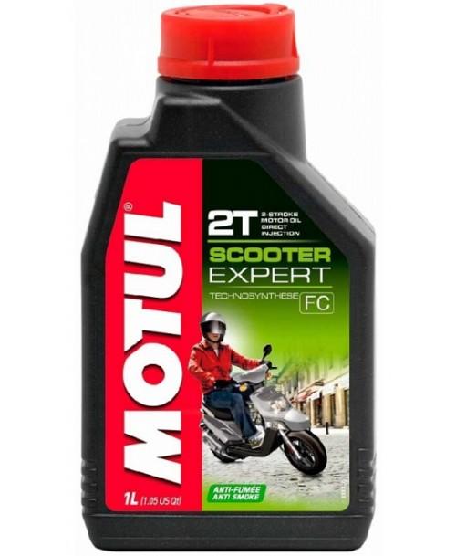 Motul Motoreļļa Scooter Expert 2T 1L