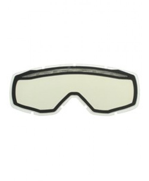 Scott Goggle Lens Hustle MX ACS Grey AFC