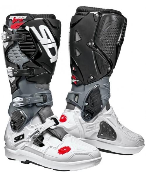 Sidi Boots CROSSFIRE 3 SRS White / Grey / Black
