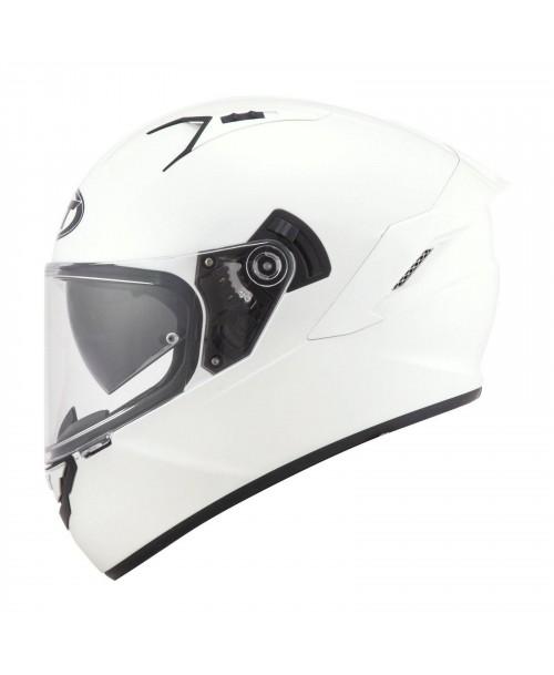 KYT Helmet NF-R Plain Pearl White