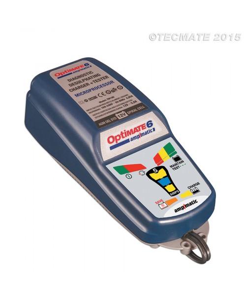 TecMate Akumulatoru Lādētājs Optimate 6