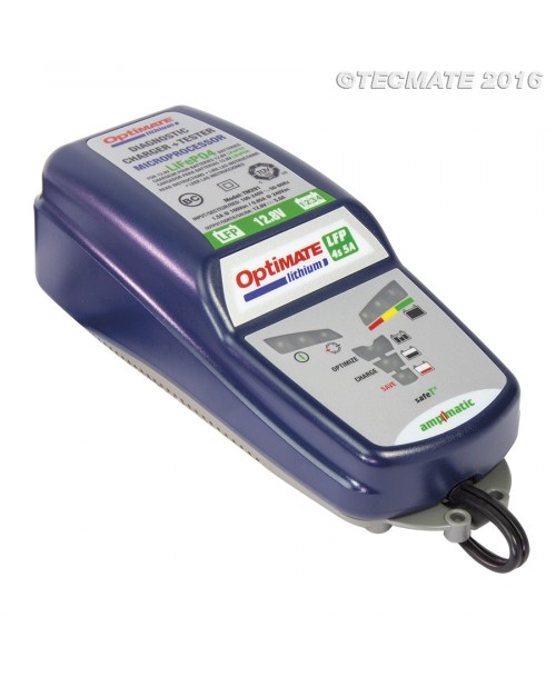 Tecmate Battery Charger OptiMate Lithium 4s 5A