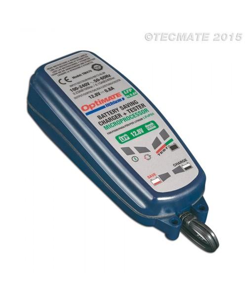TecMate Akumulatoru Lādētājs Optimate Lithium