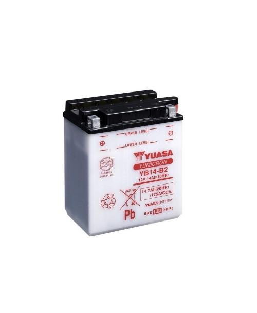Battery Yuasa YB14-B2