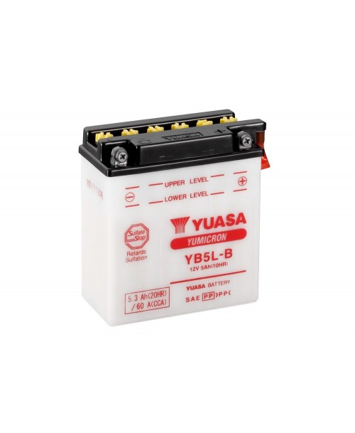Battery Yuasa YB5L-B